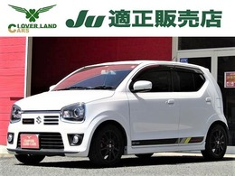 スズキ アルト ワークス 660 4WD ナビ・地TV・HID・車高調・15AW・5速MT