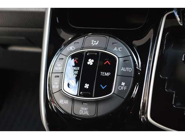風量や吹き出し口を自動的に選択、調節し、室内全体を均一な温度に保つツインフルオートエアコンです
