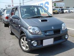 スズキ Kei 660 ワークス 4WD ノーマル禁煙後期アカクロレカロ最終モデル