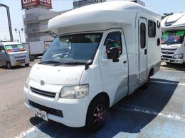 トヨタ タウンエーストラック アレン ソーラーパネル FFヒーター インバーター 走行&外部充電システム