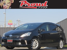 トヨタ プリウスα 1.8 S ツーリングセレクション /ナビ/バックカメラ/ダウンサス/Bluetooth