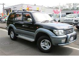 トヨタ ランドクルーザープラド 2.7 TX リミテッド 4WD サンルーフ付 トヨタディーラーメンテナン