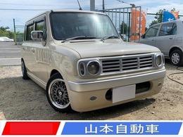 スズキ アルトラパン 660 G カスタム 車高調 外アルミ アクスル