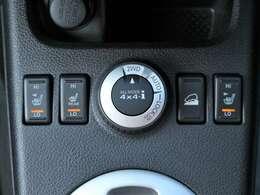 【パートタイム4WD】シートヒーターもオプションの全席対応☆