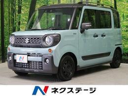 スズキ スペーシア 660 ギア ハイブリッド XZ 4WD 届出済未使用車 両側電動ドア 衝突軽減装置