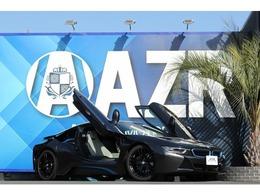 BMW i8 ベースモデル プラグインハイブリッド 純正ナビ