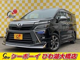 トヨタ ヴォクシー 2.0 ZS 煌 セーフティーセンス 純正11インチナビ