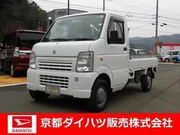 スズキ キャリイ 660 KCエアコン・パワステ 3方開 切替式4WD