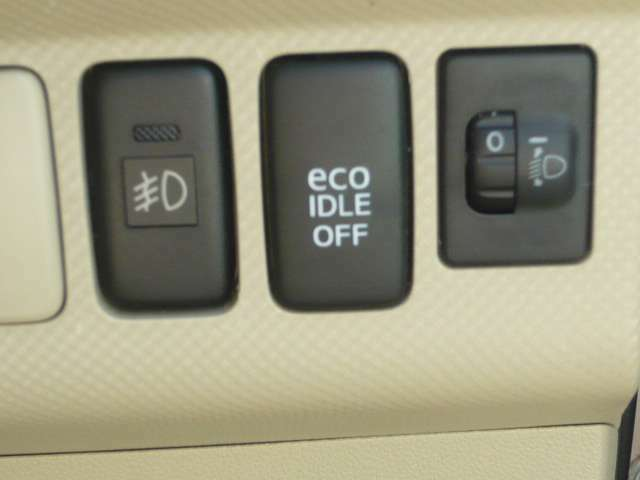 エコドライブ装備です