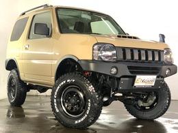 スズキ ジムニー 660 XC 4WD EN-リフトアップカスタム/下回り防錆施工済