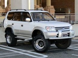 トヨタ ランドクルーザープラド 2.7 TX リミテッド 4WD リフトアップ
