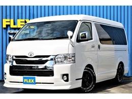 トヨタ ハイエース 2.7 GL ロング ミドルルーフ FLEXアレンジA-S内装架装