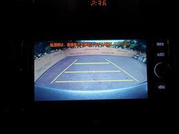 安心安全のバックカメラ付きですので運転の苦手なお客様でも安心です!!