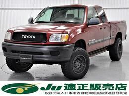 米国トヨタ タンドラ アクセスキャブ SR-5 4WD 社外ホイール リフトアップ