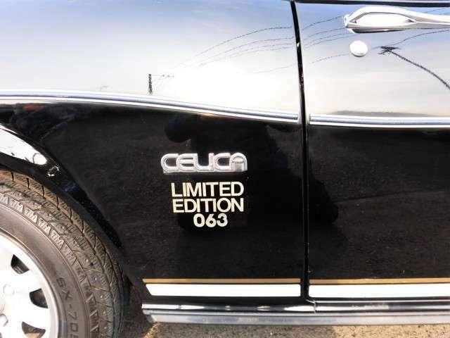 ★ブラックセリカLB2000GT LIMITED EDITION 限定385台★