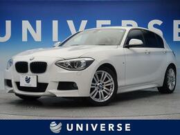 BMW 1シリーズ 116i Mスポーツ 純正HDDナビ パーキングサポートPKG HID