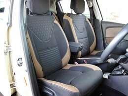 クッション性が高い運転席シートです!