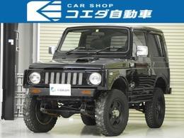 スズキ ジムニー 660 ランドベンチャー 4WD リフトアップ・公認済み・CD・全塗装