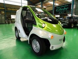 トヨタ コムスEV EV.OP荷室コンテナハッチ付家庭用電源 100V充電