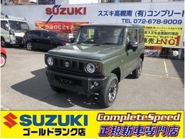 スズキ ジムニー 660 XC 4WD 新車