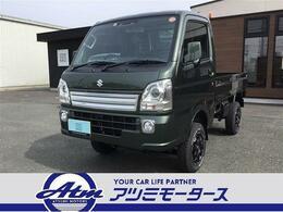 スズキ キャリイ 660 KX 3方開 4WD 4インチリフトUP・構造変更済・未使用車