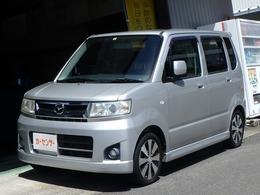マツダ AZ-ワゴン 660 カスタムスタイル X アルミ・HID・CD・スマートキー