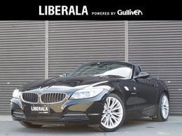 BMW Z4 sドライブ 23i ハイラインパッケージ 電動オープン 黒レザーシート 純正HDDナビ