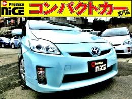 トヨタ プリウス 1.8 S ドラレコ・バックカメラ・純正HDDナビ・ETC