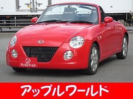ダイハツ コペン 660 セカンドアニバーサリーエディション レカロシート MOMOステ シートヒーター
