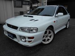 スバル インプレッサスポーツワゴン の中古車 2.0 WRX 4WD 東京都福生市 69.0万円