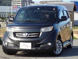 トヨタ bB 1.5 Z Qバージョン 純正フルエアロ 革巻きハンドル 純正AW