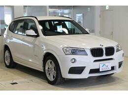 BMW X3 xドライブ20d ブルーパフォーマンス Mスポーツパッケージ ディーゼルターボ 4WD 地デジBカメラETC純正18AW純正ナビ