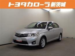 トヨタ カローラアクシオ 1.5 G ETC付き