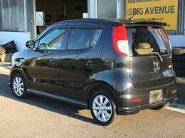 スズキ MRワゴンXSです。車検4年9月まで、HD禁煙車、タイミングチェーン、革調シートカバー付き、お買い得車です。
