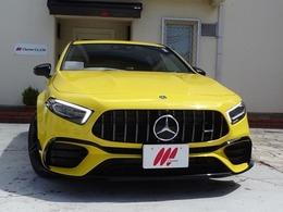 メルセデスAMG Aクラス A45 S 4マチックプラス エディション1 4WD 限定200台 新車保証中 350km