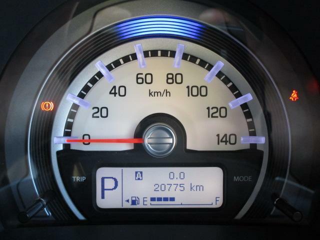 視認性に優れたメーターパネルが運転をサポート致します!