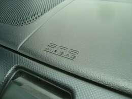 Wエアバック&ABS装備なのでもしもの時も安心です!!