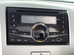 Bluetooth接続による音楽再生に対応した CDプレーヤーを装備しています。