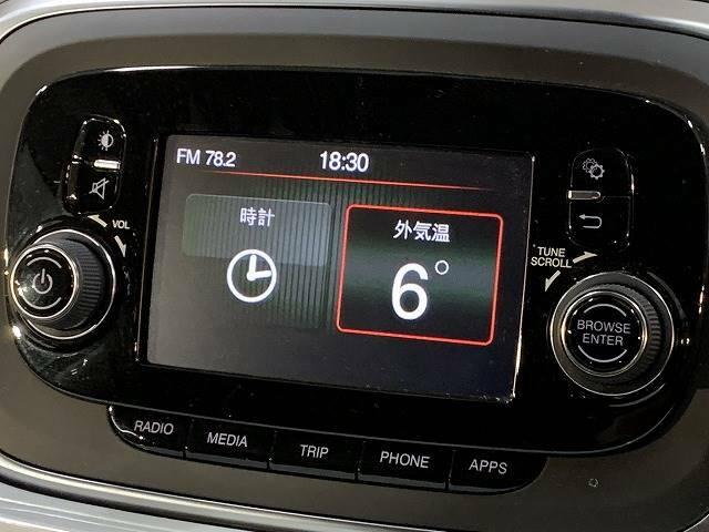 純正オーディオ! Bluetoothも対応可能です。