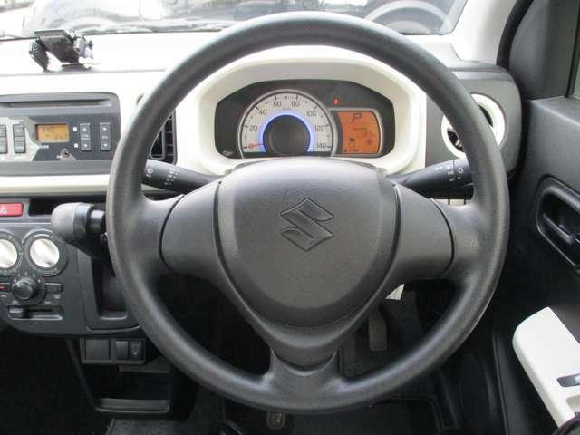 奥様や初心者の方にも安心、運転のしやすさには定評があります。