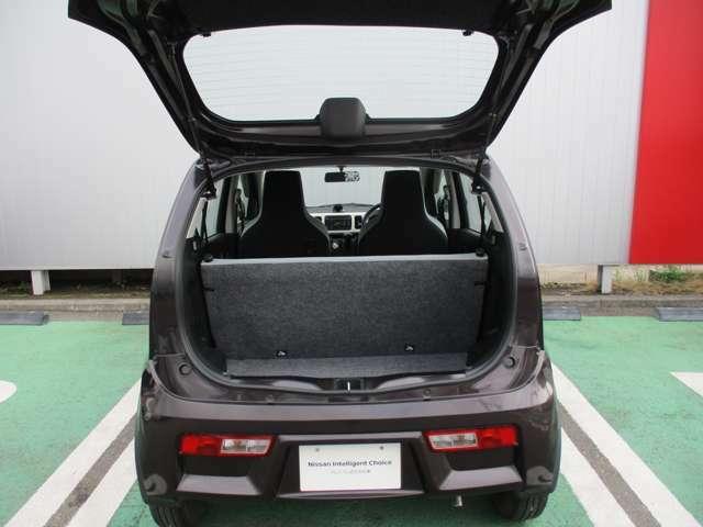 荷物も詰めて小回りもきき運転しやすいお車です!