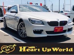 BMW 6シリーズグランクーペ 640i Mスポーツパッケージ