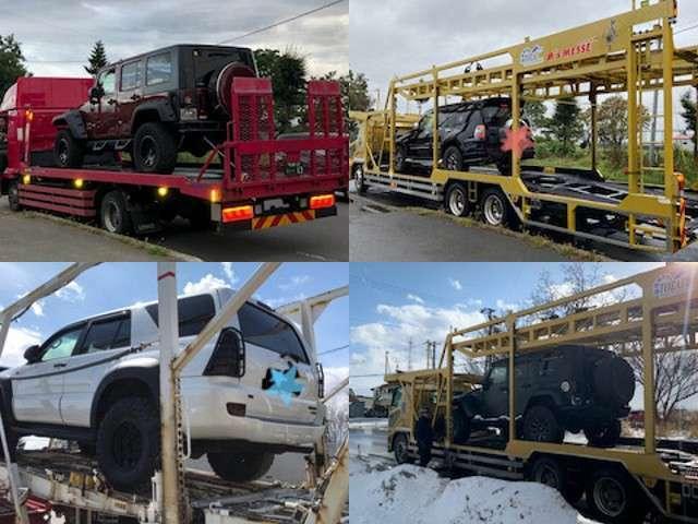 Bプラン画像:◆全国への販売実績も多く御座います!北海道内はもちろん、全国のお客様へ納車可能です!現車をご覧になれないお客様には、細かい部分の写真や動画などをお送りいたしますので、ご安心していただければと思います♪