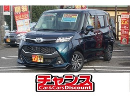 トヨタ タンク 1.0 カスタム G S ナビ TV W自動ドア I-STOP CD BT