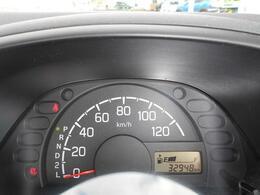 見やすいメーター表示です。走行距離は32,948kmです。