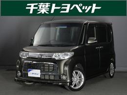 ダイハツ タント 660 カスタム RS 社外ナビ・バックモニター・ETC