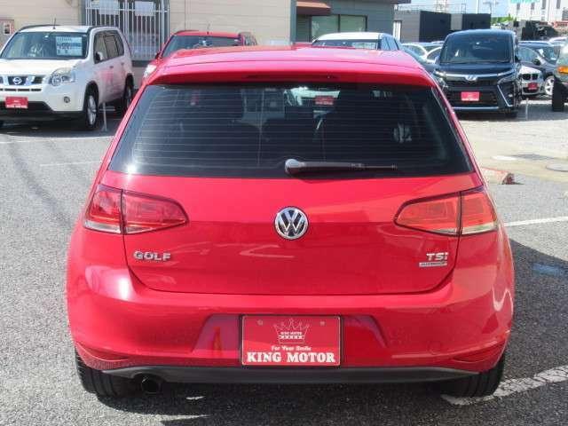 VW独自のハッチバック!デザインと実用性を兼ね備えたおなじみのゴルフ♪とびっきりプライスで登場!お早目のお問い合わせ、スタッフ一同心よりお待ちしております☆