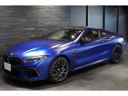 BMW M8 コンペティション 4WD カーボンエクステリア&カーボンブレーキ