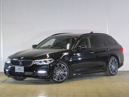 BMW 5シリーズツーリング 523d Mスポーツ ディーゼルターボ 認定中古車 純正ナビ ワンオーナー禁煙車