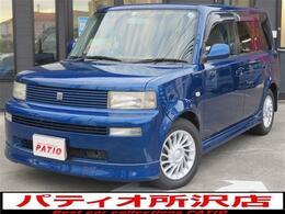 トヨタ bB 1.5 Z Xバージョン サンルーフ キーレス 純正アルミ